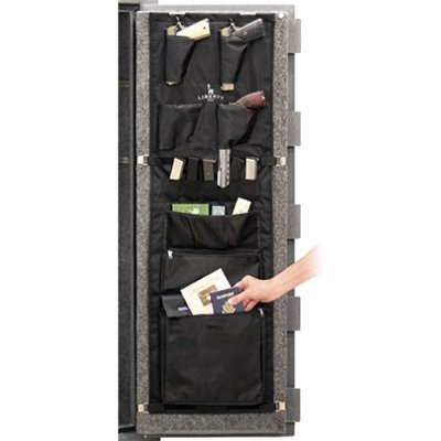 LIBERTY SAFE & SECURITY PROD - Gun Safe Accessory Door Panel, Model 18, 13 x 48-In.