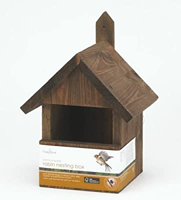 Chapelwood Robin Nest Box from Chapelwood