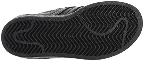 adidas Superstar Foundation CF, Sneaker Unisex – Bambini Nero (Core Black)