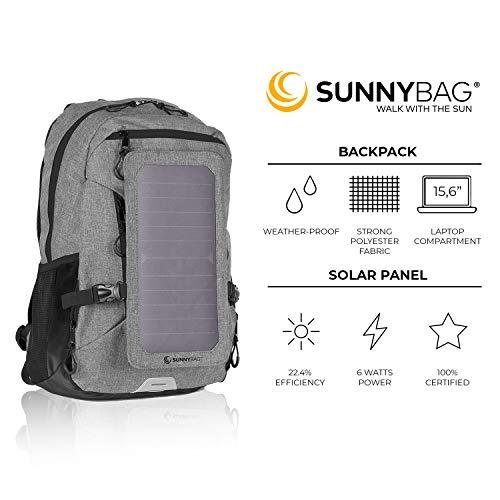 Zoom IMG-1 sunnybag explorer zaino con pannello