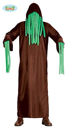 Monster mit Tentakeln Halloween Kostüm für Herren Monsterkostüm Halloweenkostüm Herrenkostüm M/L, Größe:L (Meer Monster Kostüm)