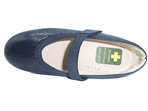 DOCTOR CUTILLAS , Damen Sneaker blau blau 36 Blau