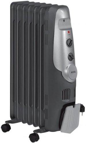 AEG RA5520 Radiateur à Bain d'Huile Électrique 1500W