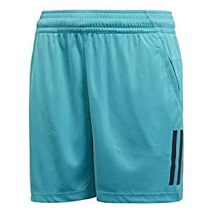 adidas Boys Club 3 Streifen Tennis Shorts