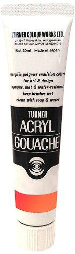 20ml Turner Acryl Gouache Lumi rot 206