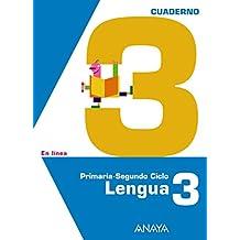 Lengua 3. Cuaderno 3. (En línea)