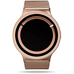 ZIIIRO Watch - Eclipse Metallic - Rose Gold