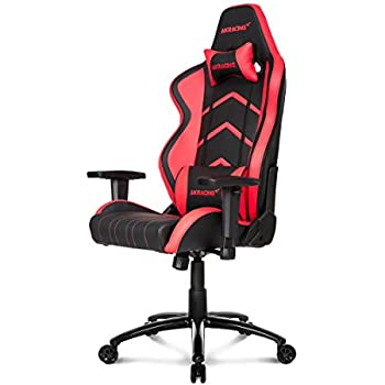 Akracing Gaming Stuhl PLAYER Rot/Schwarz