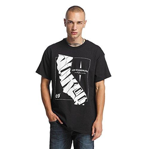 joker Uomo Maglieria/T-Shirt Cali Nero