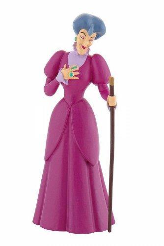 Preisvergleich Produktbild Bullyland 12557 - Spielfigur - Walt Disney Cinderella - Böse Stiefmutter, ca. 10,1 cm