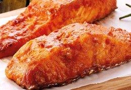 Port of Lancaster Smokehouse Mumbai Hot Smoked Salmon Portion