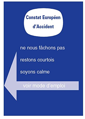 Constat amiable accident