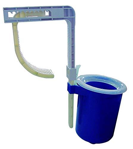 well2wellness® Pool Einhängeskimmer Pool Skimmer für Aufstellbecken und Quick-Up-Pools -
