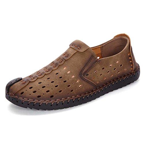 ZXCV Scarpe all'aperto Scarpe casual uomo, scarpe casual traspiranti, scarpe trend D