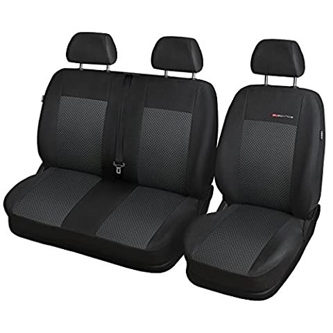 (BE-3) Universal Car Seat Covers Set - 5902538429887