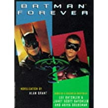 Batman Forever by Alan Grant (1995-06-01)