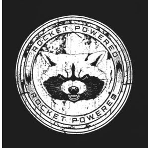 Rocket Powered - Stofftasche / Beutel Grau