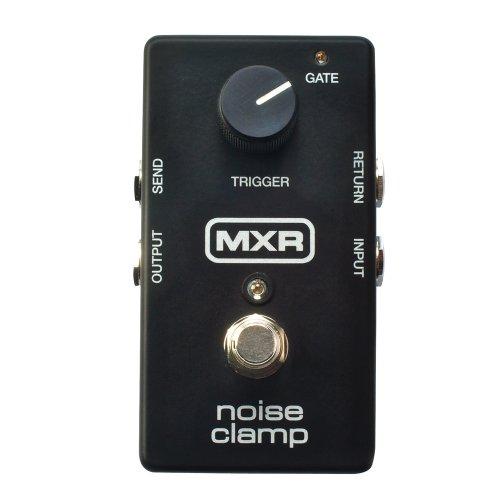 Jim Dunlop MXR Noise Clamp - Pedal Gate Noise Guitar