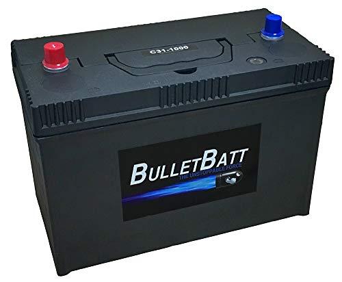 BulletBatt C31-1000 Auto Batteria 12V 120Ah
