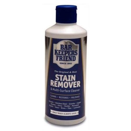 Bar Keepers Friend Household Stain Remover 3 X 200gram (Pack Of 3) by Bar Keepers (Bar Keepers)