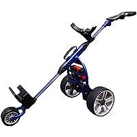 Score Industries Golftrolley Elektrotrolley MOCAD 3.5, Blau, 35054