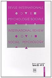 Revue Internationale de Psychologie Sociale, N° 22-2, 2009 :