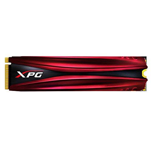 ADATA ASX7000NPC-128GT-C XPG GAMMIX S10 M.2 2280 NVMe 1.2SSD 128GB Kapazität schwarz/rot