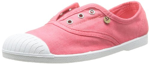 Buggy Shoes Systor, Sneaker unisex bambino, Rot - Rouge (Corail), 32