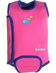 Swimbest - SwimBest abrigo neopreno traje / todo en uno, mantiene al bebé caliente en el agua. Ya está disponible para niños de 0-6, 6-12 y 12-24 meses