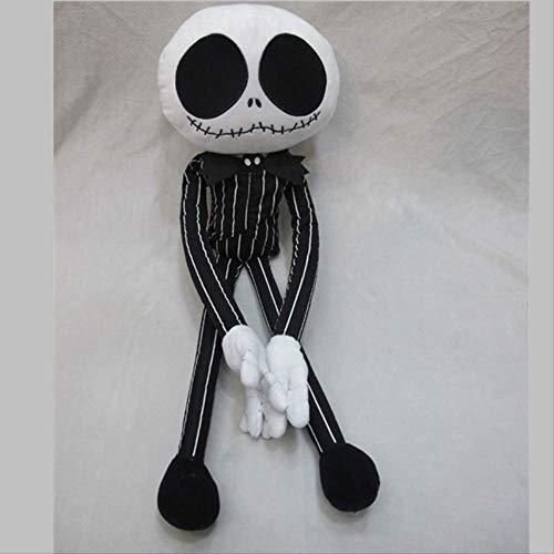 hhjxptst Plüsch Spielzeug, Thrill Jack Schädel, Halloween-Dekoration 70cm wagenheber
