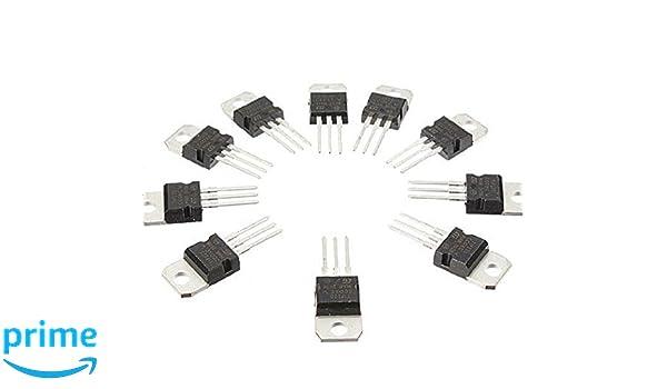 50PCS TIP120 TO-220 Darlington Transistors NPN