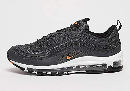half off d35f4 fbda9 Nike Air Max 97, Scarpe Running Uomo, Multicolore (Anthracite Total Orange  002