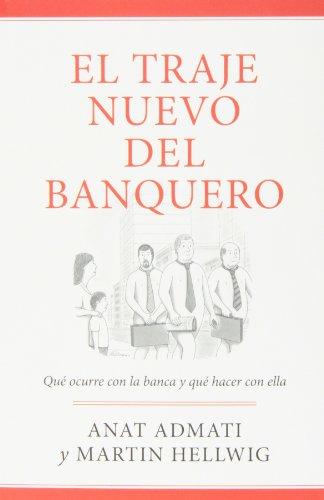 Portada del libro El Traje Nuevo Del Banquero (Economía)