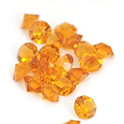 ANDANTE FLOATING CHARMS Schwebende Medaillons - Geburtssteine Kristalle NOVEMBER (Zitrin)