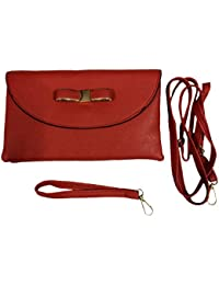 Women's/Ladies/Girl's Handbag/Purse | Clutch | Diwali Gift Item | Party Handbags For Ladies | Durable With Multi...