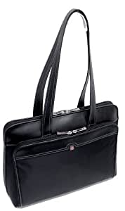Wenger WA-7723-02F00 Rhea Ladies 13 Inch Notebook Triple Shoulder Bag with Matching Accessory Case & Business Organiser