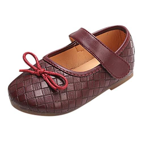 Sanahy Kleinkind Schuhe Kind Kinder Baby Neue britische Windkinderschuhe des Frühlinges und des Herbstes Prinzessinschuhe des kleinen Mädchens - Britische Möbel