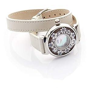 CAMEO ITALIANO Armbanduhr verstellbar Silber 4580579676524