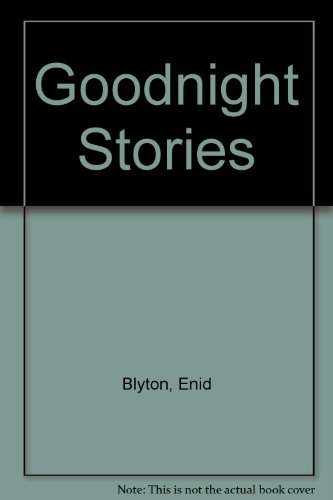 Goodnight stories.