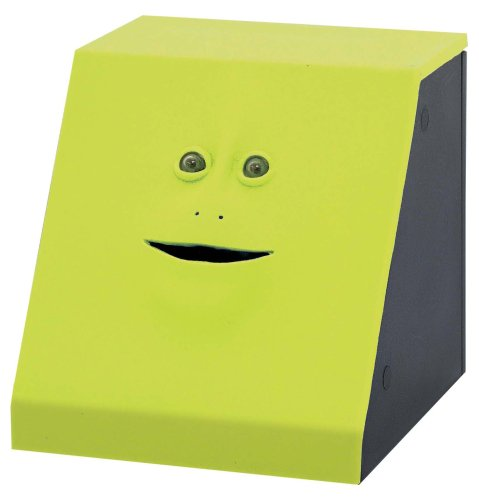 BANPRESTO FACE BANK Takada Collection (GREEN)