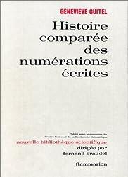 Histoire comparée des numérations écrites