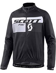 Scott RC AS Winter Fahrrad Jacke schwarz/grau 2017