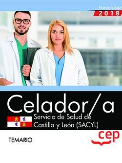 Celador. Servicio de Salud de Castilla y León (SACYL). Temario por Editorial CEP