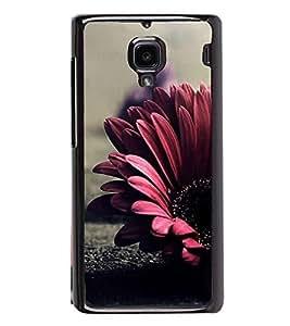 Flower 2D Hard Polycarbonate Designer Back Case Cover for Xiaomi Redmi 1S :: Xiaomi Redmi 1