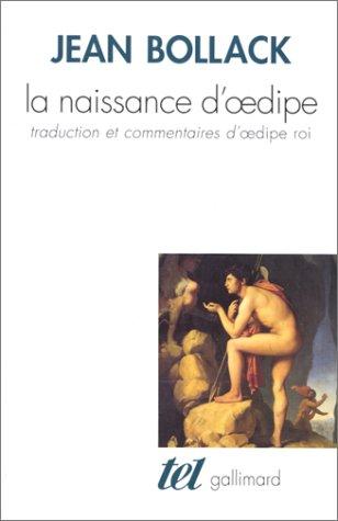 La Naissance d'OEdipe