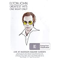 Elton John - Greatest Hits - One Night Only