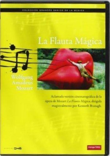 The Magic Flute ( La Fl?te enchant?e ) by Kenneth Branagh