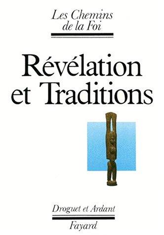 Révélation et traditions par Collectif