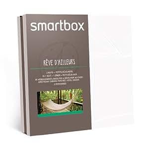 SMARTBOX - Coffret Cadeau - Rêve d'ailleurs