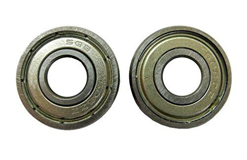 2 Kugellager, ABEC-9